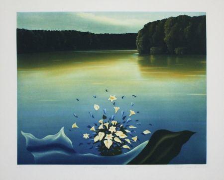 Aguafuerte Y Aguatinta Maibaum - Ein Frühling ist wie ein Herbst