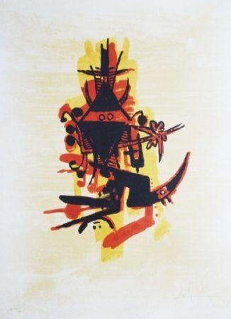 Litografía Lam - El ultimo viaje del buque fantasma 10