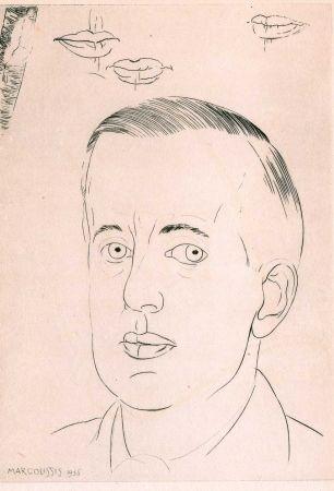 Libro Ilustrado Marcoussis - ELUARD (Paul). Lingères légéres.