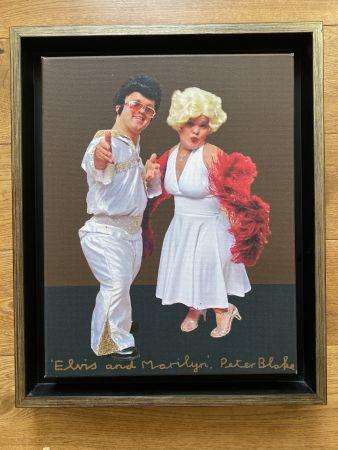 Sin Técnico Blake - Elvis & Marilyn