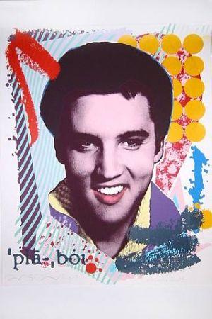Serigrafía Duardo - Elvis Palyboi