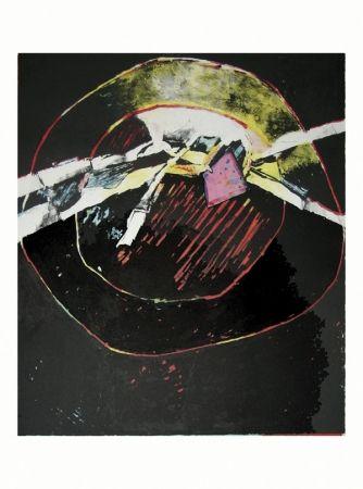 Litografía Balas - En marge du goût de J. A. Brillat-Savarin II