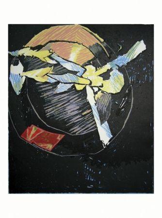 Litografía Balas - En marge du goût de J. A. Brillat-Savarin III