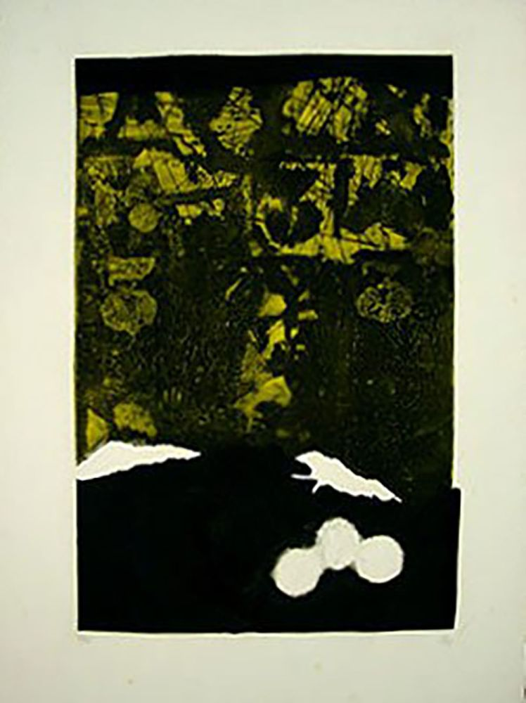 Múltiple Clavé - En noir et jaune