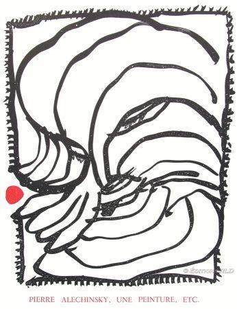 Libro Ilustrado Alechinsky - En Puisaye N°3