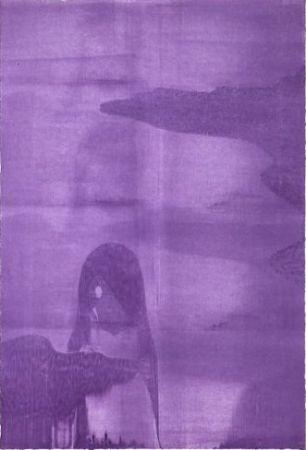 Obras De Leiko Ikemura Propuestas Por Www Kunzt Gallery En El Portal De Amorosart