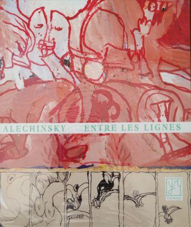 Libro Ilustrado Alechinsky - Entre les lignes