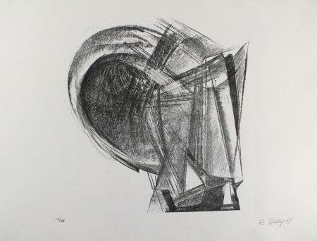 Litografía Belling - Entwurf für Metallplatten und Draht II