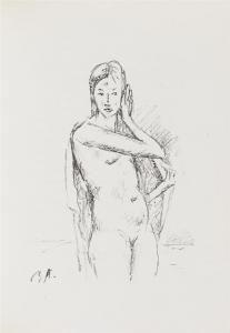 Libro Ilustrado Auberjonois - Enveloppes.  20 lithographies originales de René Auberjonois