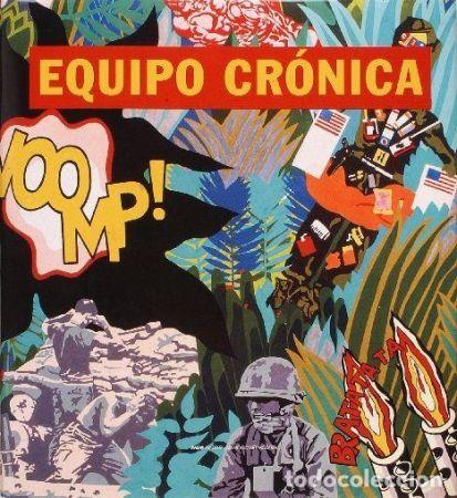 Libro Ilustrado Equipo Cronica - Equipo Cronica Catálogo razonado