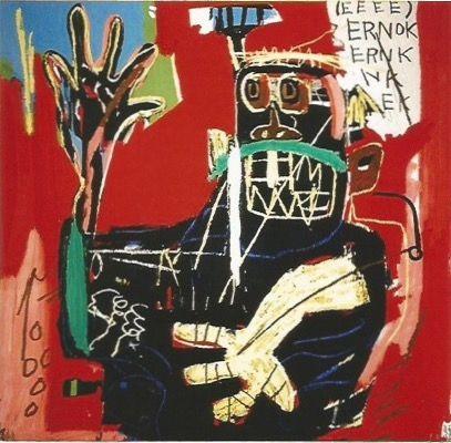 Serigrafía Basquiat - Ernok