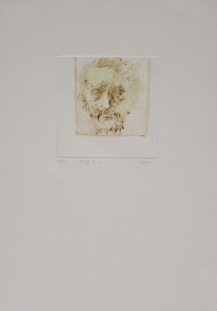 Monotipo Baskin - Ernst Barlach