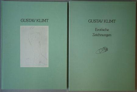 Libro Ilustrado Klimt - Erotische Zeichnungen. Drawings Against Morality