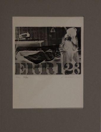 Aguafuerte Indiana -  Err123