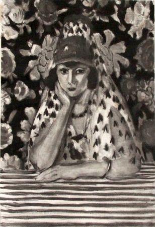 Grabado Matisse - Espagnole