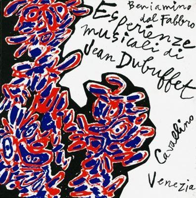 Libro Ilustrado Dubuffet - Esperienze musicali di Jean Dubuffet