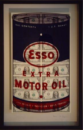 Sin Técnico Gagnon - Esso Oil Can