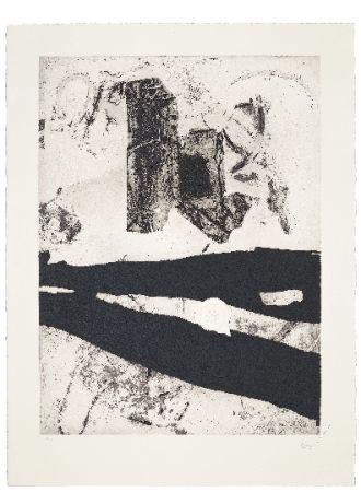 Grabado Clavé - Estel blanc