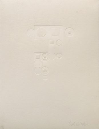 Relieve Vasarely - Euklides