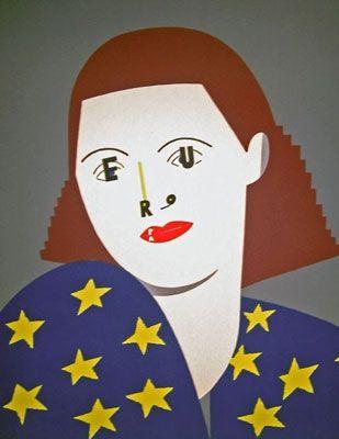 Litografía Arroyo - Europa