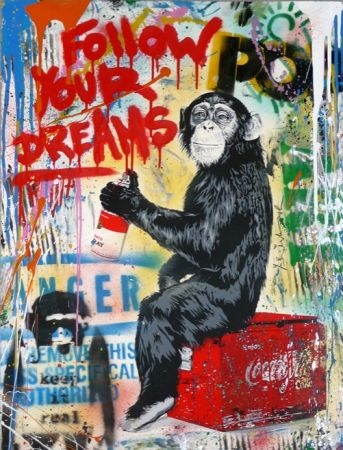 Sin Técnico Mr. Brainwash - Everyday Life (Unique)