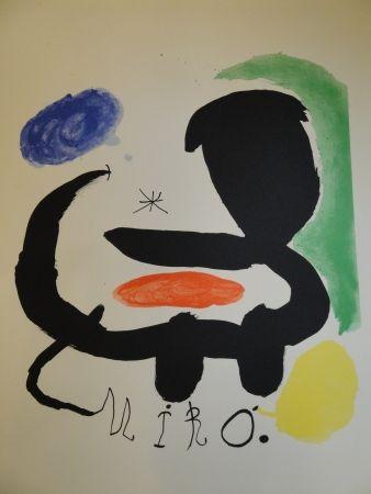 Litografía Miró - Exhibition