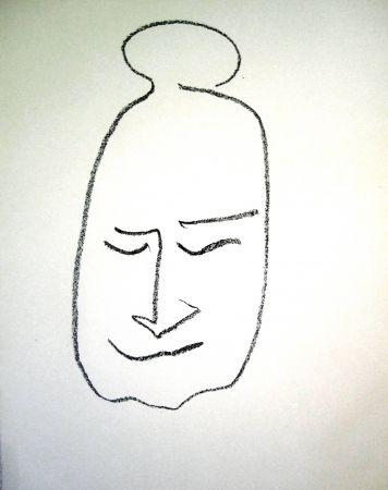 Litografía Matisse - Fête en Cimmérie