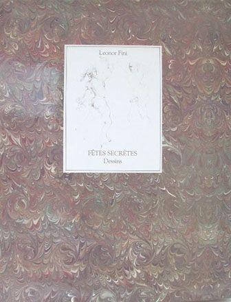 Libro Ilustrado Fini - Fêtes Secretes