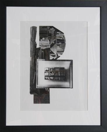 Serigrafía Nevelson - Facades 1