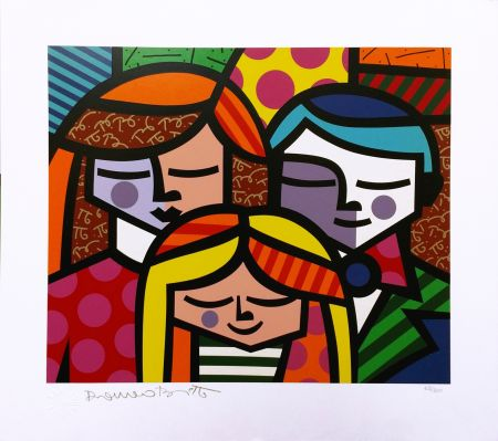 Serigrafía Britto - FAMILY