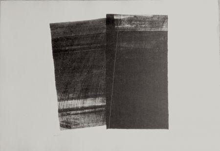 Litografía Hartung - Farandole