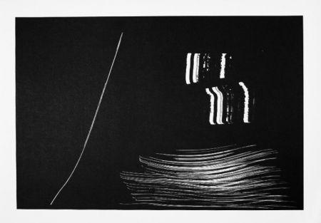 Litografía Hartung - Farandole 10