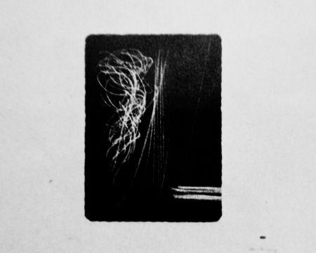 Litografía Hartung - Farandole 17
