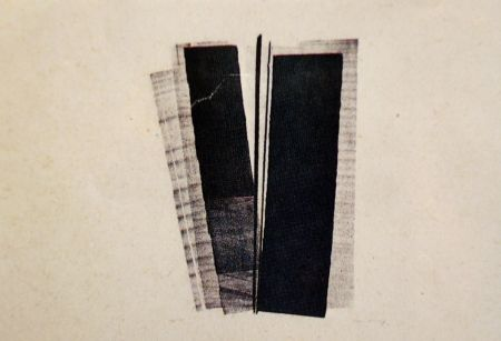 Litografía Hartung - Farandole 19