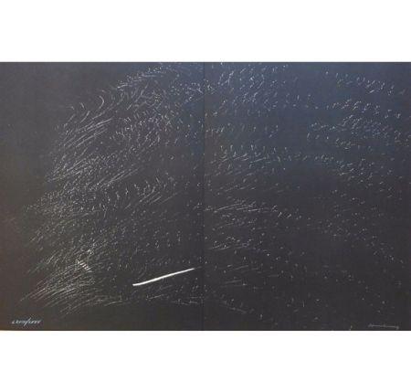Litografía Hartung - Farandole 2