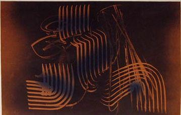 Litografía Hartung - Farandole 5