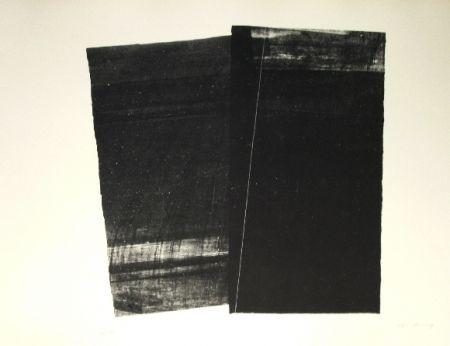 Litografía Hartung - Farandole 7