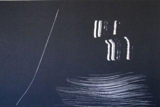 Litografía Hartung - Farandole 9