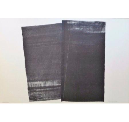 Litografía Hartung - Farandole A