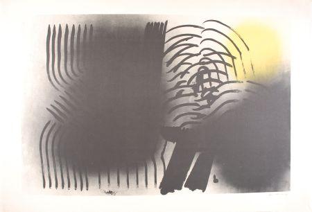 Litografía Hartung - FARANDOLE : L 1970-2