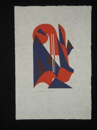 Grabado En Madera Dalvit - Farbiges Konzert / Color Concert