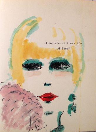 Libro Ilustrado Cassigneul  - Femme