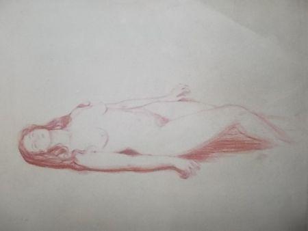 Múltiple Mary Darbour - Femme nue