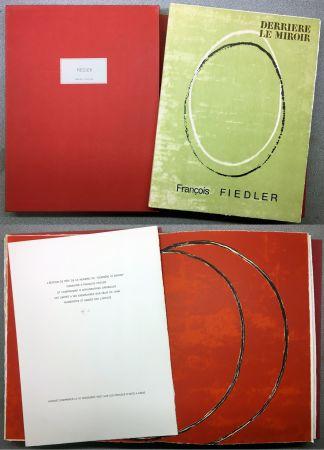 Libro Ilustrado Fiedler - FIEDLER. DERRIÈRE LE MIROIR N°167. Octobre 1967. TIRAGE DE LUXE.