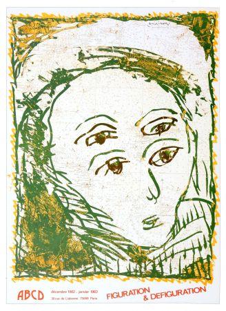 Cartel Alechinsky - Figuration & défiguration