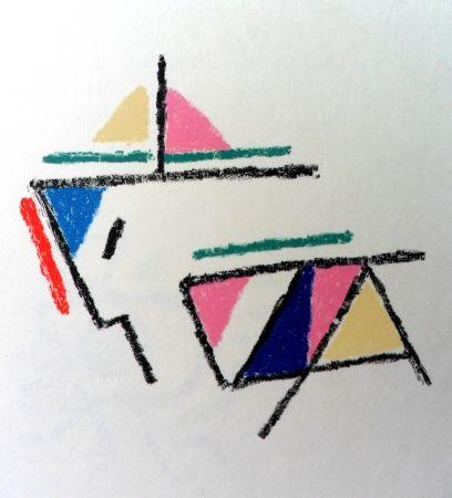 Litografía Bille - Fiji II