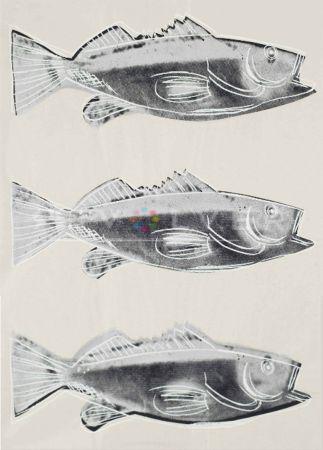 Serigrafía Warhol - Fish (Fs Iiia.39)