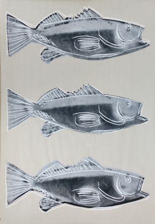 Serigrafía Warhol - FISH FS IIIA.39