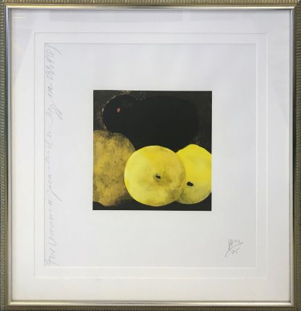 Relieve Sultan - FIVE LEMONS, A PEAR, AND AN EGG