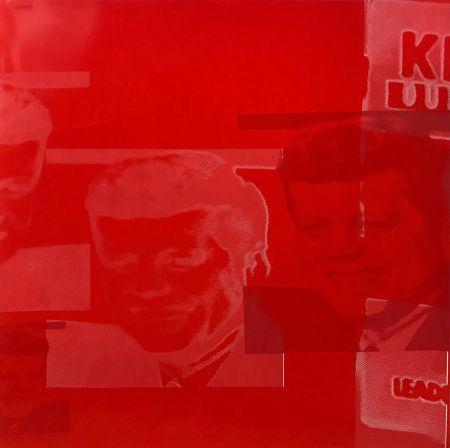 Serigrafía Warhol - FLASH - NOVEMBER 22, 1963 FS II. 35